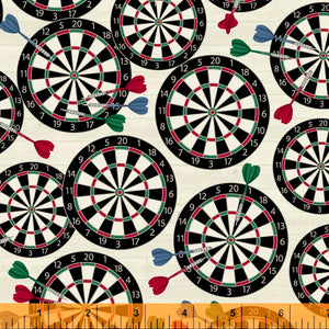 Windham Cream Dart Boards  # 52413-4
