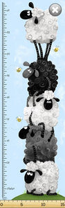 Susybee - Lewe the Ewe Growth Chart