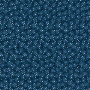 Starlet 6383-Cobalt by Blank Quilting