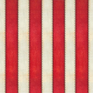American Honor - Red/White Stripes