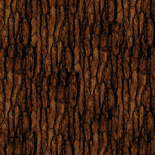 Nature Walk - Chestnut Bark Texture