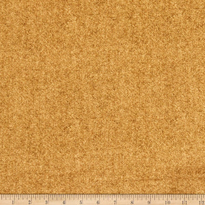 Benartex Winter Wool - Winter Wool Tweed Camel Fabric
