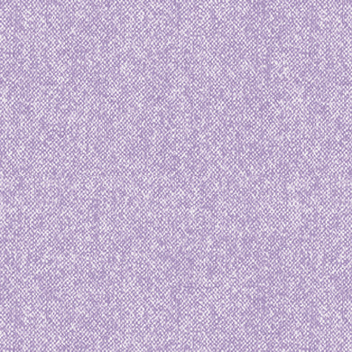 Benartex Winter Wool - Winter Wool Tweed Lavender Fabric