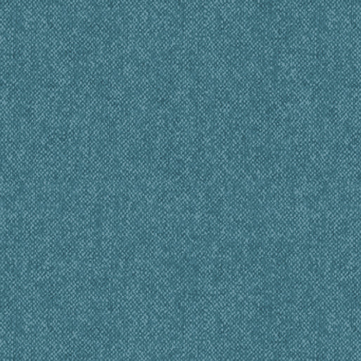 Benartex Winter Wool - Winter Wool Tweed Lagoon Fabric  9618-83