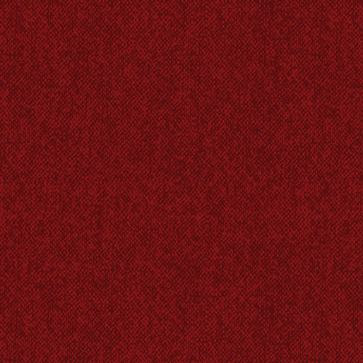 Benartex Winter Wool - Winter Wool Tweed Sangria Fabric  9618-87