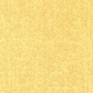 Benartex Winter Wool - Winter Wool Tweed Buttercup Fabric