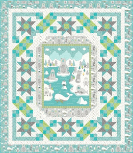 Burr Stars Pattern - Pine Tree Country Quilts