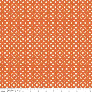 Flea Market Polka Autumn by Lori Holt Market  C10215-AUTUMN