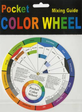 Color Wheel Mixing Guide 5 1/8in # CW3501
