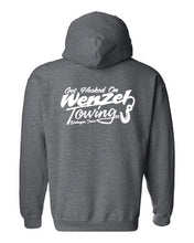 Load image into Gallery viewer, Wenzel Towing  Heavy Blend™ Hooded Sweatshirt
