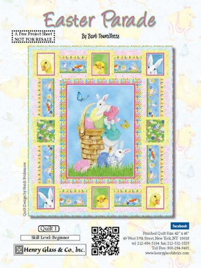 Easter Parade Pattern