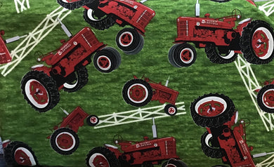 Case IH - Farmall Tossed Tractors