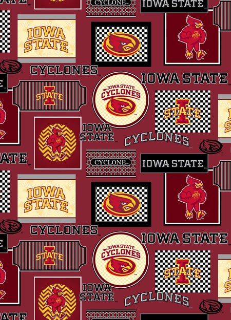 Iowa State - Packed Patches