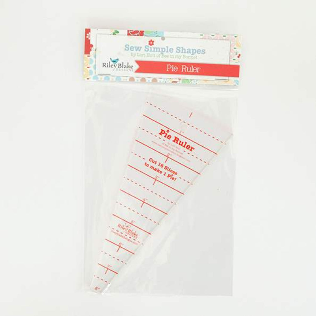 Lori Holt Pie Rulers ST 17314