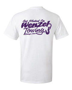 Wenzel Towing  Heavy Blend™ Short Sleeve T-Shirt