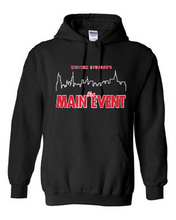 Load image into Gallery viewer, WD Main Event Hooded Sweatshirt