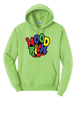 Hood Rich Hooded Sweatshirt
