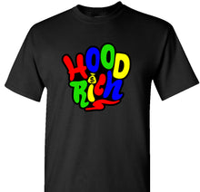 Load image into Gallery viewer, Hood Rich Short Sleeve T