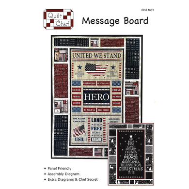 Message Board Pattern