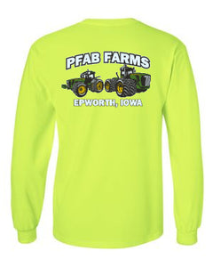 Pfab Farms Long Sleeve Tee