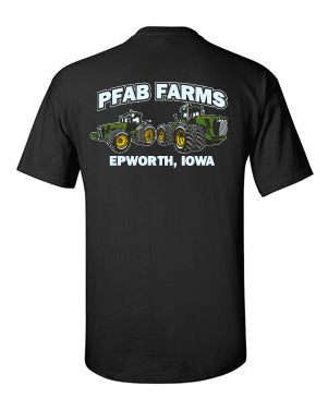 Pfab Farms Short Sleeve Tee