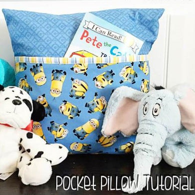 Pocket Pillow - On the