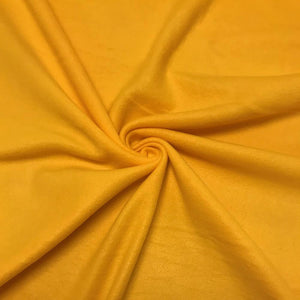 Baum Gold Solid Winter Fleece