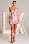 MADDISON Dress in Blush