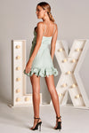 MADDISON Dress in Mint