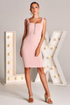 LAUREN Dress in Blush