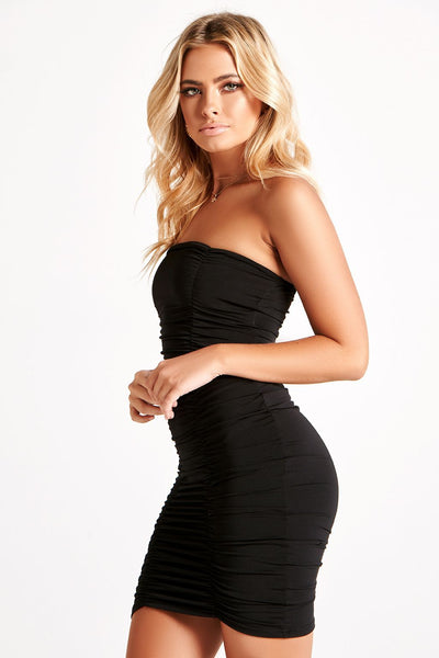 STASSIE DRESS in Black