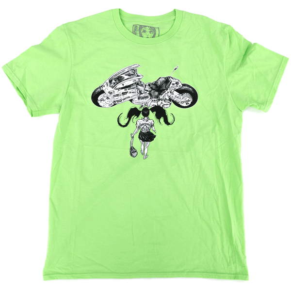 SHERRI'S BIKE - LIME
