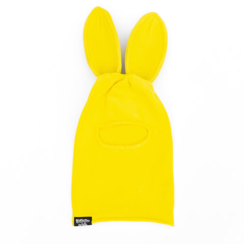 YELLOW BUNNY MASK