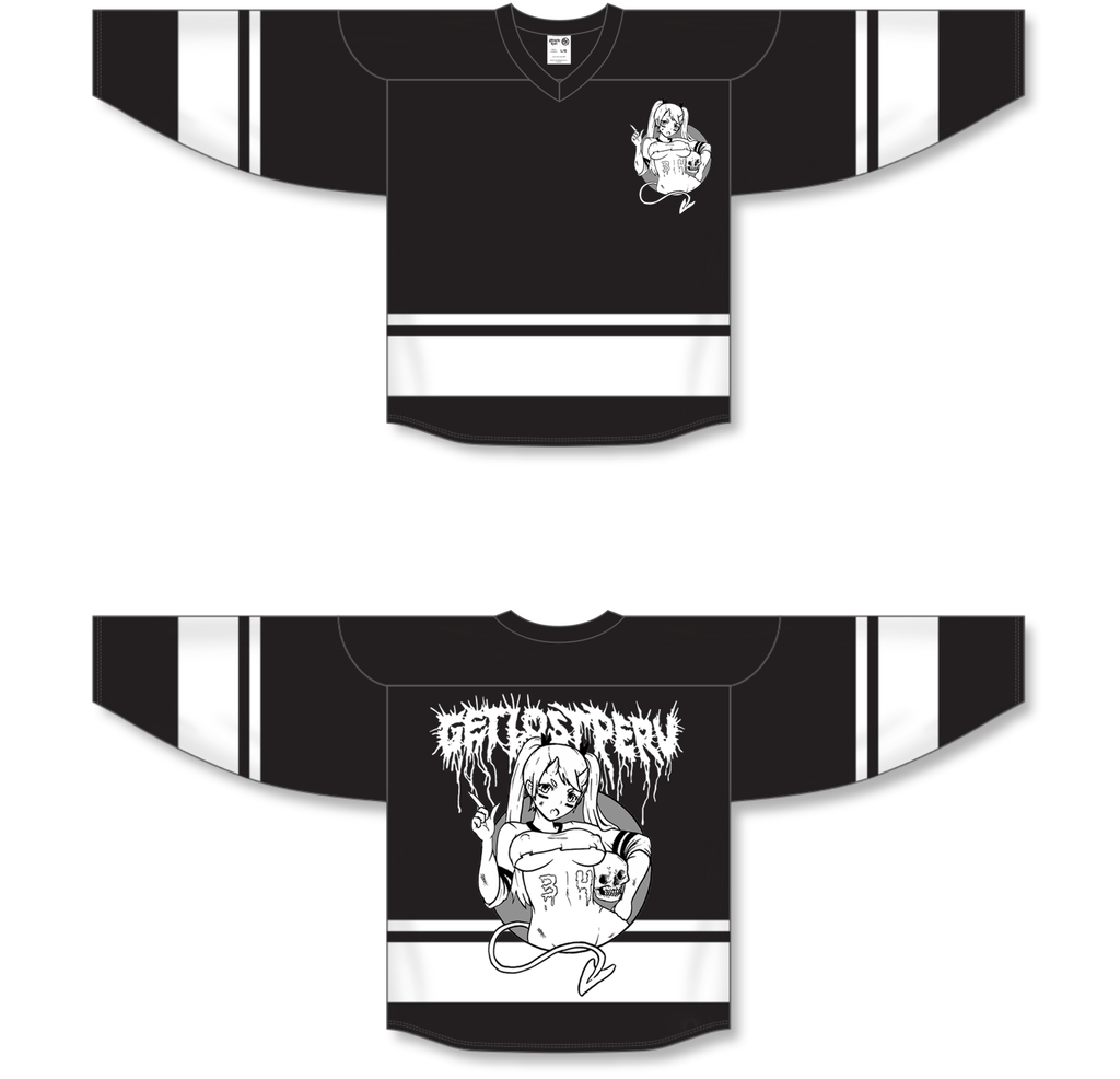 GLP! HOCKEY JERSEY