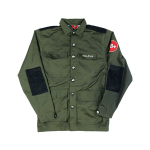 !!READ DESCRIPTION!! Ultra.Perv Military Jacket