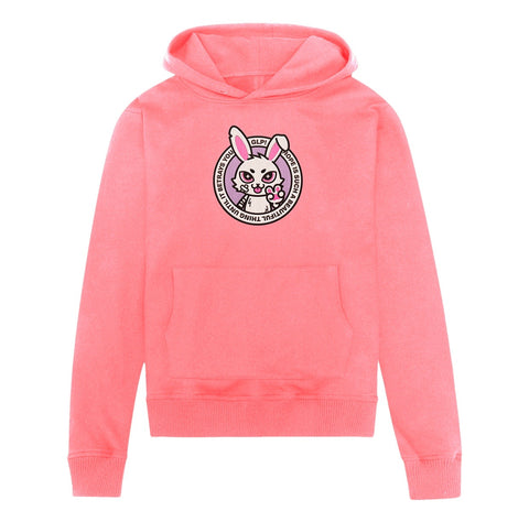 """CANDY CORAL"" YENNY HOODIE"