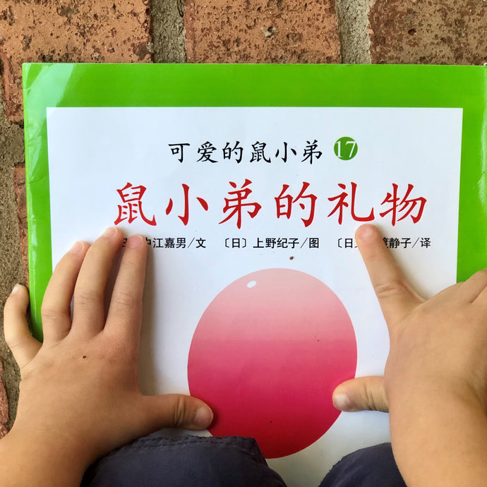 How I Taught my 4 year-old to Read A Chinese Book in 3 Days