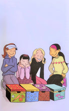 Load image into Gallery viewer, Baby-Sitters Club Graphic Novel 4-Book Set (Full-Color)