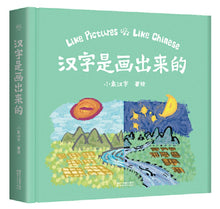 Load image into Gallery viewer, 汉字是画出来的 Like Pictures Like Chinese 9787533949433 chinese children's book