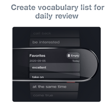 Load image into Gallery viewer, Youdao Dictionary Pen II: Read Aloud & Translate Chinese to English