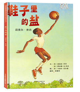 Salt in Shoes Chinese book