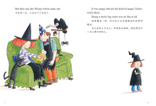 Load image into Gallery viewer, Titchy Witch 12-Book Set (Bilingual)
