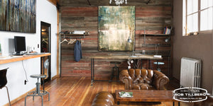 Modern Industrial Art With A Rustic & Vintage Vibe by Rob Tillberg