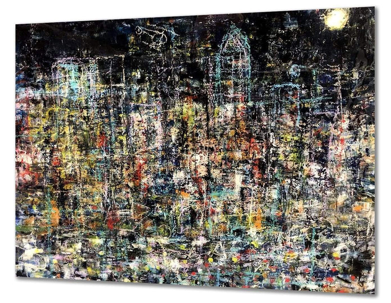 "City Nights | 24""x20"""
