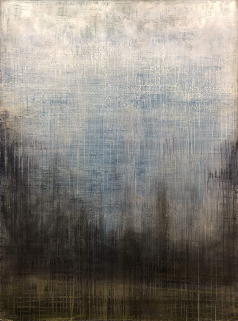 "Entertained By The Rain | 48""x36"""