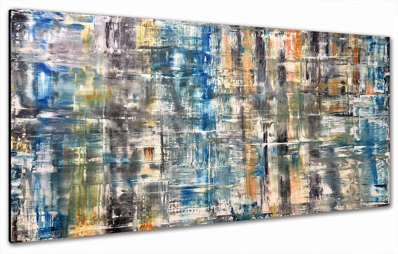 "Fragments Of A Sunny Day  | 84""x42"""
