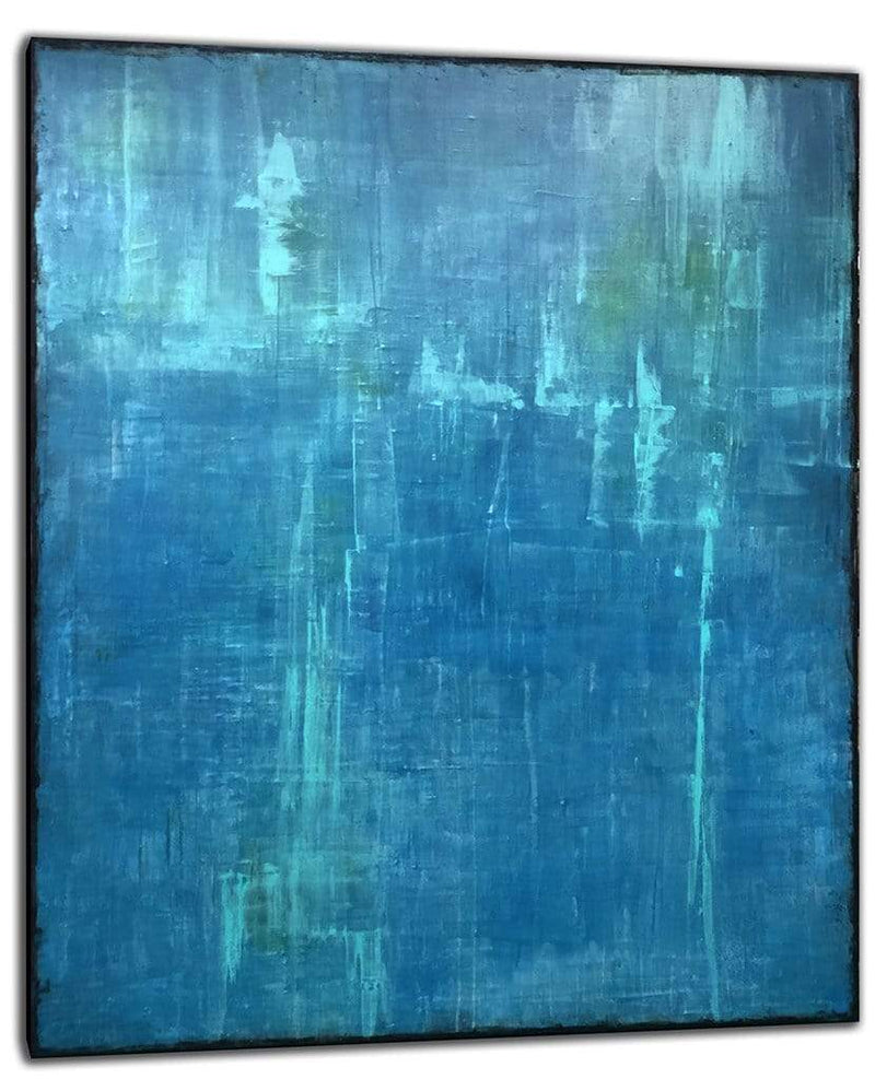 "Into The Blues | 60""x48"""