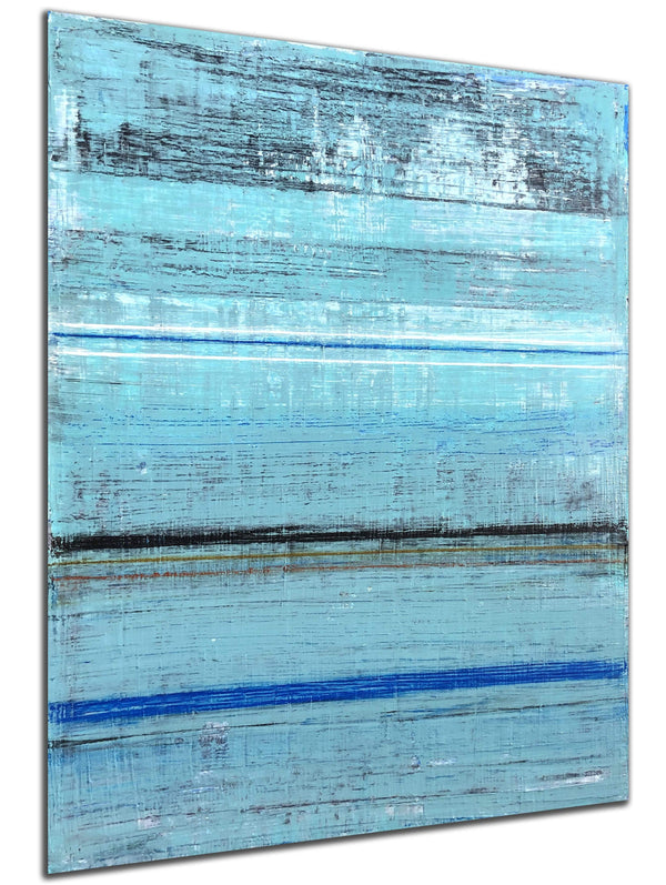 "Robert Tillberg Mostly Blue | 30""x40"""