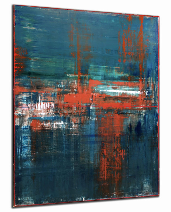"Robert Tillberg Night Traffic | 60""x48"""