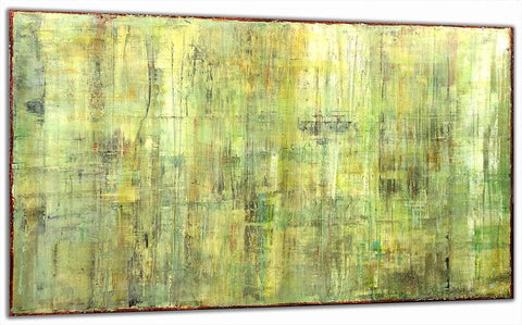 "Robert Tillberg Once Was Yellow | 48""x30"""
